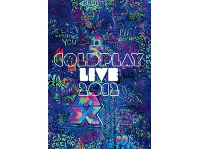 Coldplay Live 2012 [Blu-ray+CD][Region Free] (Blu-ray)