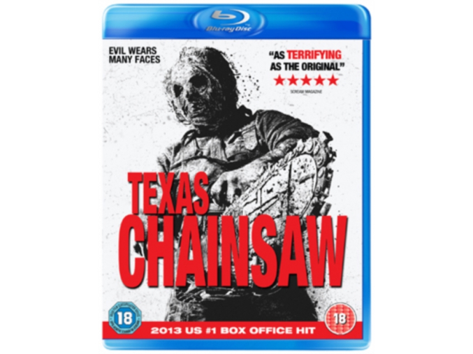 Texas Chainsaw 2013 (Blu-Ray)