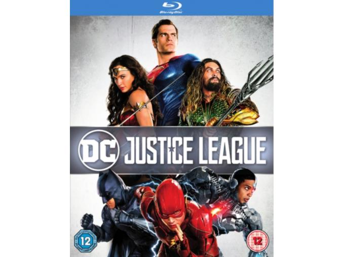 Justice League –[Blu-ray + Digital Download] [2017] (Blu-ray)