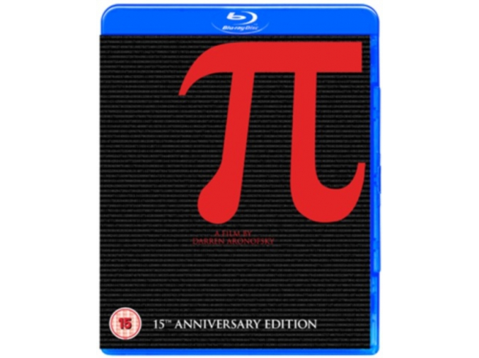 Pi - 15th Anniversary Edition (Blu-Ray)