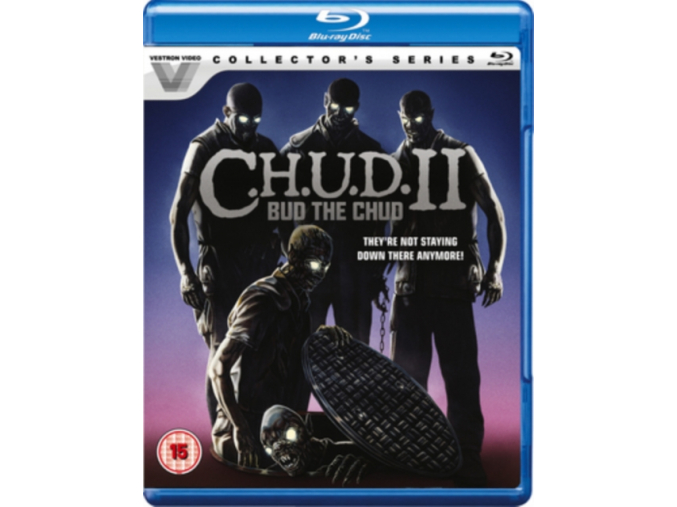C.H.U.D. 2 - Bud The Chud [Blu-ray] (Blu-ray)