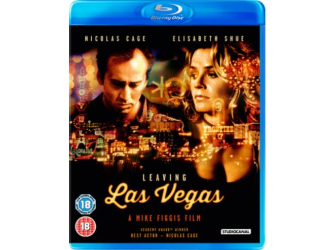Leaving Las Vegas - 20th Anniversary Edition [Blu-ray]
