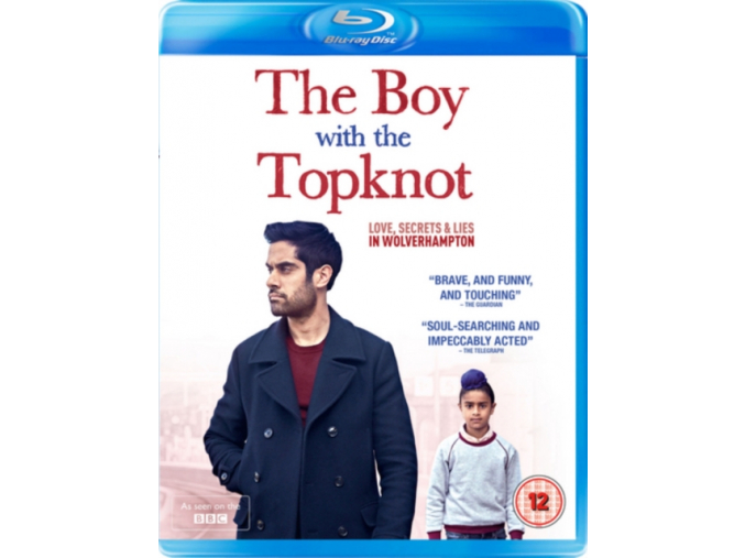 The Boy with the Top Knot (Blu-ray)