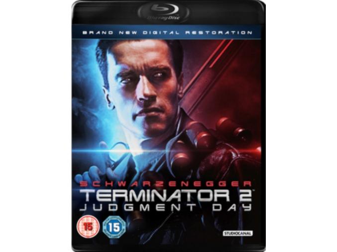 Terminator 2 [2017] (Blu-ray)