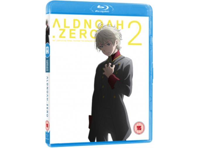 Aldnoah Zero Part 2 - Standard (Blu-Ray)