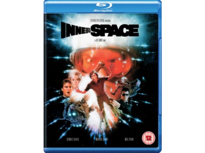 Innerspace [Blu-ray] [2017] (Blu-ray)