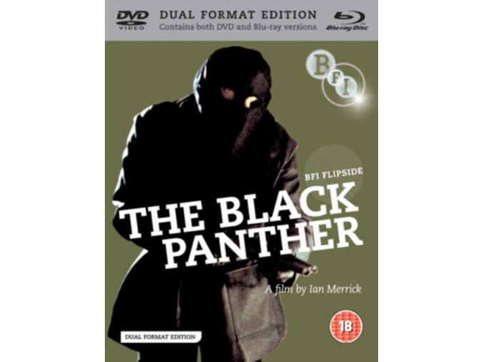 Black Panther (Blu-Ray & DVD)