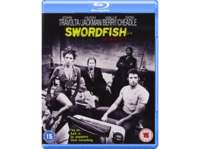 Swordfish (Blu-Ray)