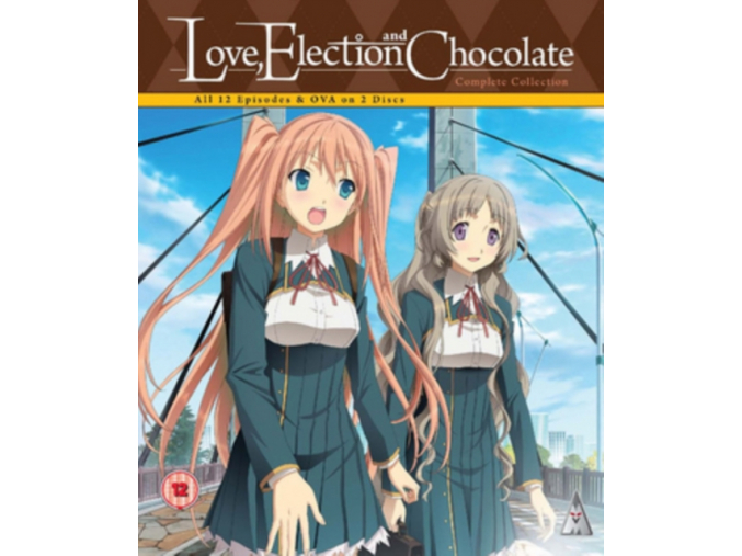 Love Election & Chocolate Collection (Blu-ray)