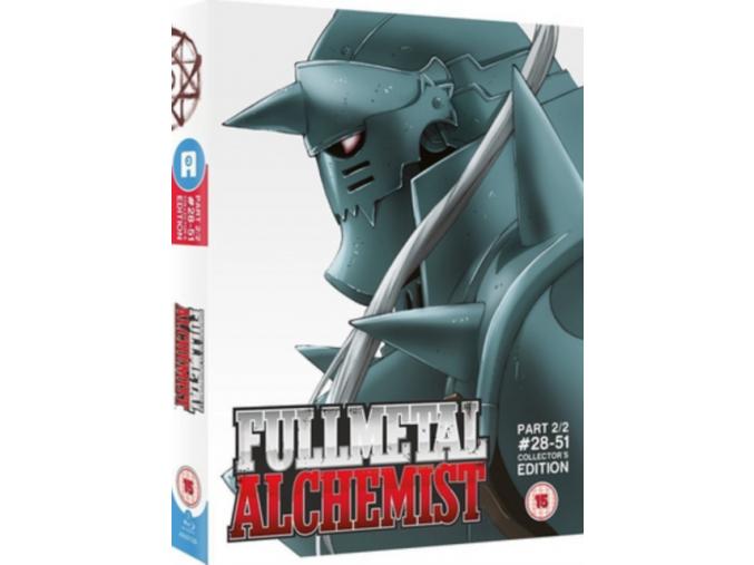 Fullmetal Alchemist - Collector's Edition Part 2 [Blu-ray]