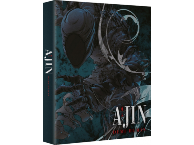 Ajin Season 1 - Collectors (Blu-Ray)