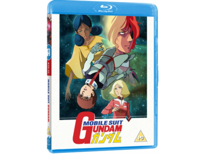Mobile Suit Gundam - Part 2