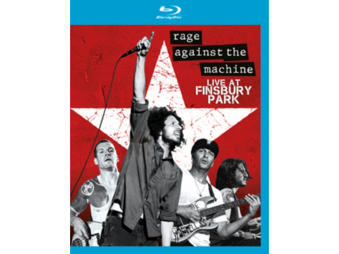 Rage Against The Machine - Live At Finsbury Park [Blu-ray] [2015] (Blu-ray)