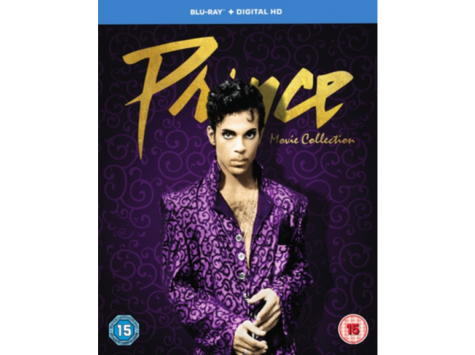 Prince - Movie Collection [Blu-ray] [Region Free] [2016] (Blu-ray)