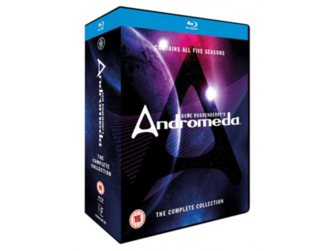 Andromeda: The Complete Andromeda (Blu-ray)