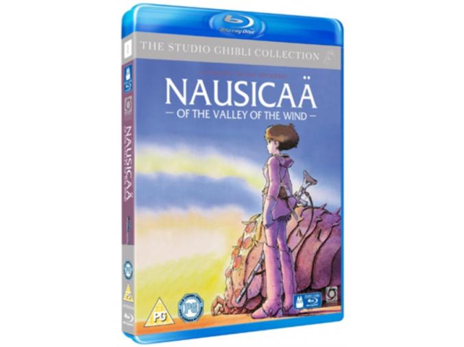 Nausicaa Valley Of The Wind (Blu-Ray)
