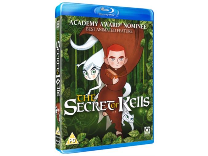 Secret Of Kells (Blu-Ray)