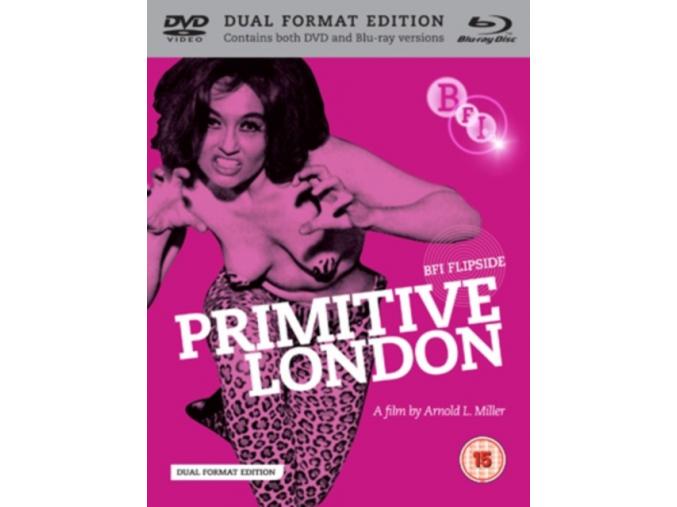 Primitive London (DVD & Blu-Ray)
