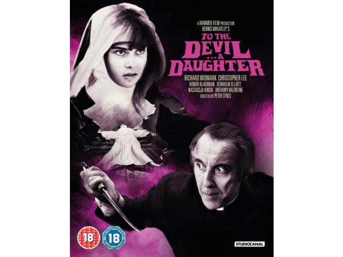 To The Devil A Daughter (Doubleplay Blu-ray / DVD) (1976)