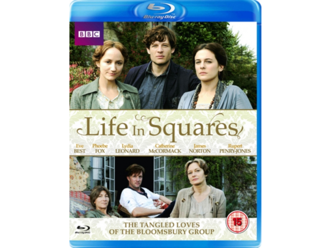Life In Squares (Blu-ray)