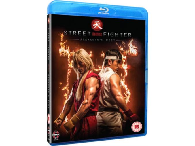 Street Fighter: Assassin's Fist (Blu-ray)