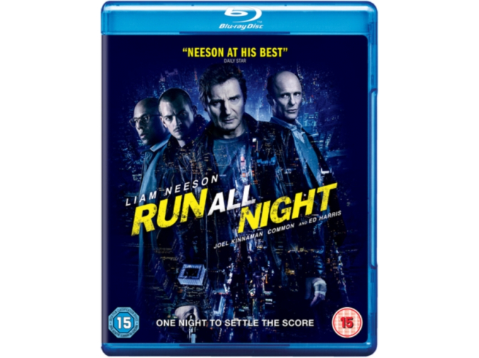 Run All Night (Region Free) (Blu-ray)
