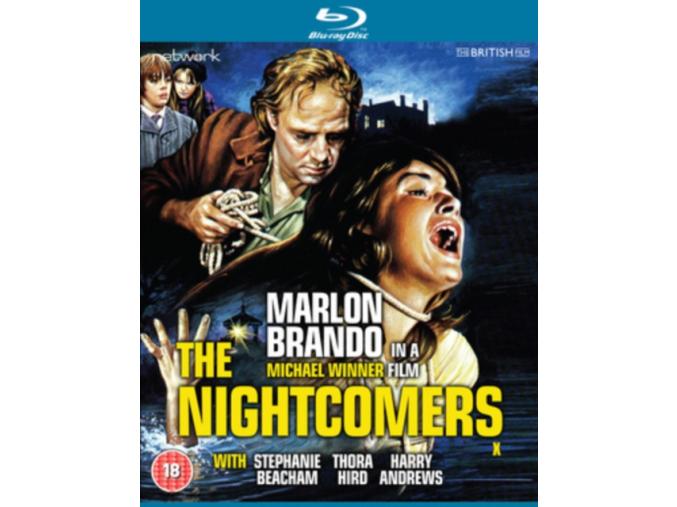 The Nightcomers (Blu-ray)