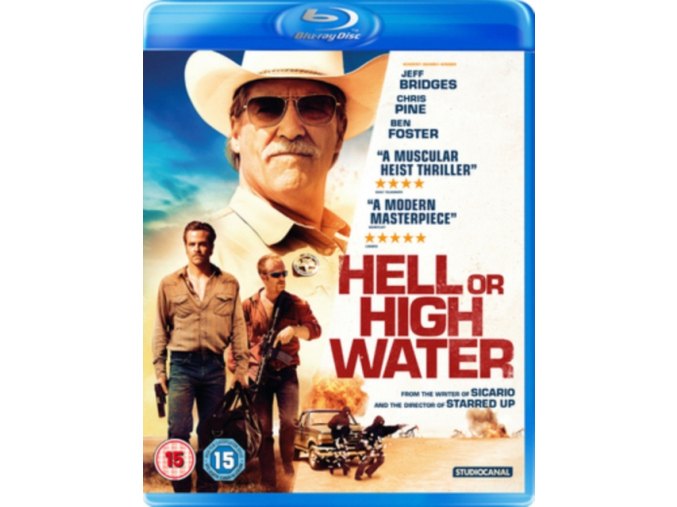 Hell or High Water [Blu-ray] [2016] (Blu-ray)