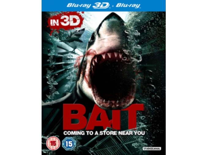 Bait (3D Blu-Ray + Blu-Ray)