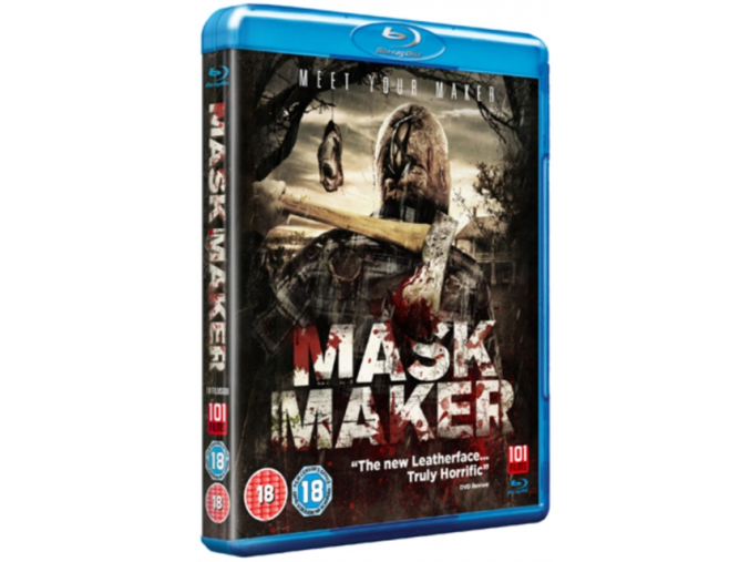 Mask Maker (Blu-Ray)