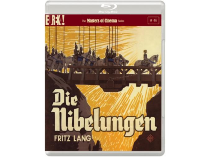 Nibelungen (Blu-Ray) (Masters Of Cinema)