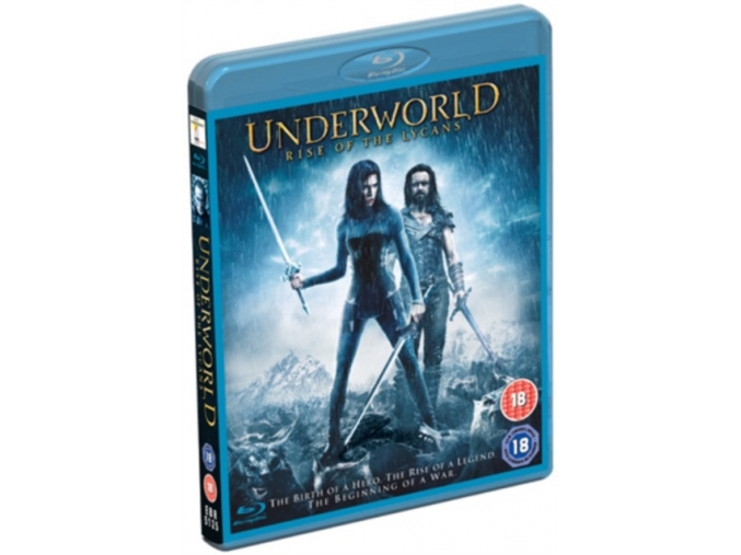 Underworld - Rise Of The Lycans (Blu-Ray)
