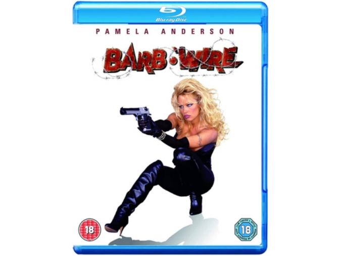 Barb Wire  (Blu-ray) (1996)