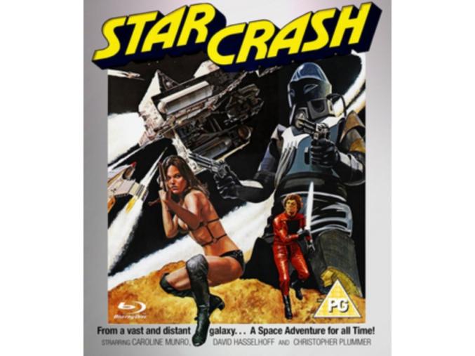 Starcrash [Blu-ray]