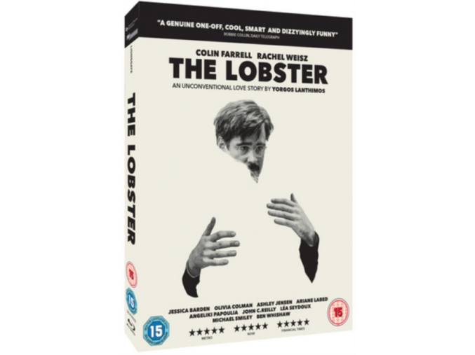 The Lobster [Blu-ray]