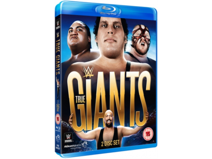WWE: True Giants (Blu-ray)