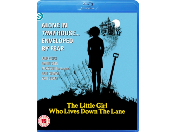 The Little Girl Who Lives Down The Lane (Blu-ray)