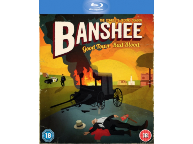 Banshee - Season 2  (Blu-ray)