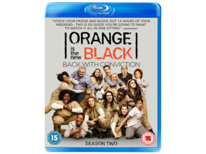 Orange is the New Black - Season 2 [Blu-ray]