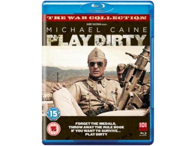 Play Dirty (Blu-ray)