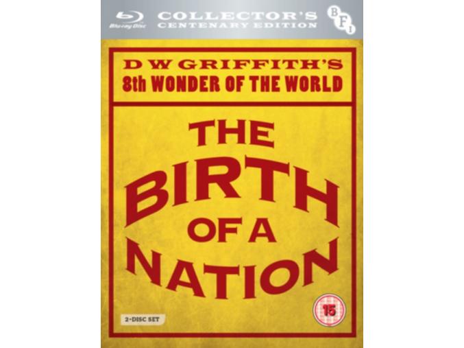 Birth of a Nation (Centenary Edition) [Blu-ray]