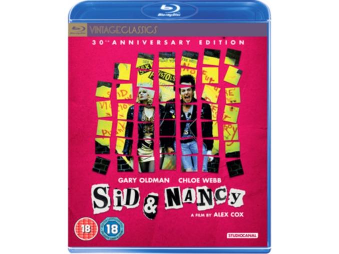 Sid And Nancy (Blu-ray)