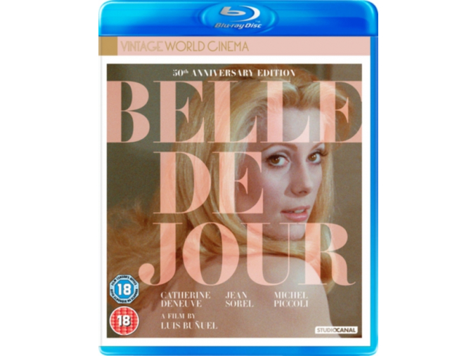 Belle De Jour 50th Anniversary (Blu-ray)