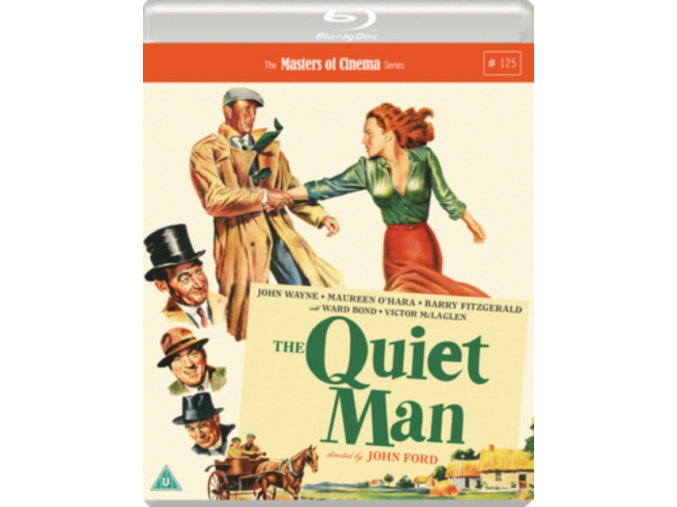 The Quiet Man [Masters of Cinema] (Blu-ray) [1952]