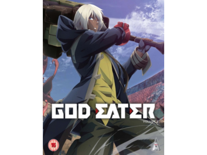 God Eater: Volume 2 [Blu-ray] (Blu-ray)