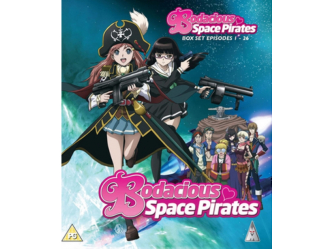 Bodacious Space Pirates Collection (Blu-ray)
