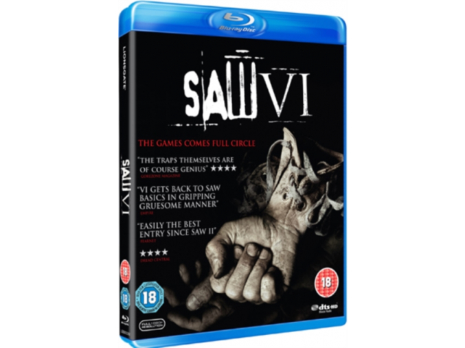 Saw VI (6) (Blu-Ray)