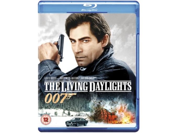 Living Daylights [Blu-ray + UV Copy]