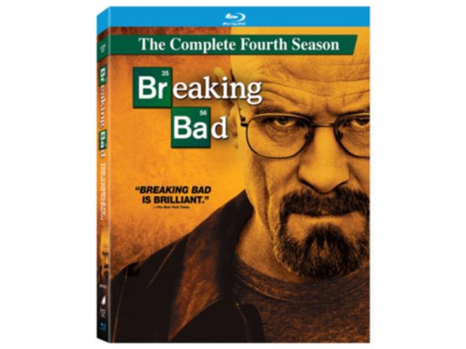 Breaking Bad - Season Four (Blu-ray )