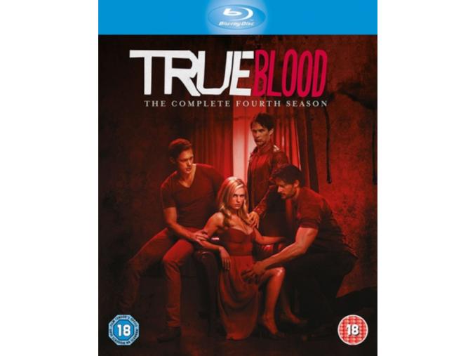 True Blood - Season 4 (HBO) (Blu-Ray)